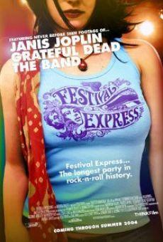 Festival Express en ligne gratuit