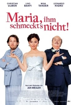 Maria, ihm schmeckt's nicht! (aka Wedding Fever In Campobello)