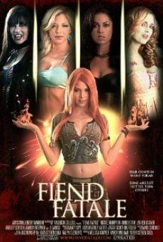 Ver película Fiend Fatale