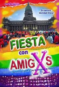 Fiesta con amigxs online free