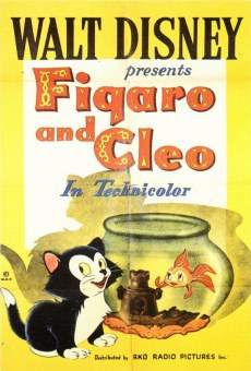 Walt Disney's Pinocchio: Figaro and Cleo online streaming