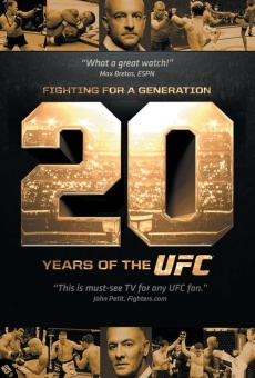 Ver película Fighting for a Generation: 20 Years of the UFC