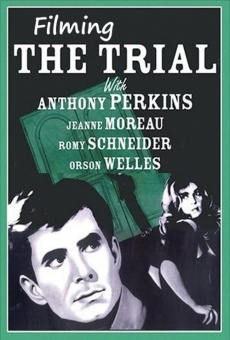 Filming 'The Trial' online streaming