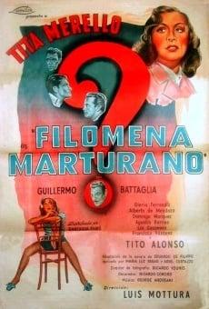 Filomena Marturano on-line gratuito