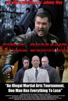 Ver película Demanda final: Thriller de acción y artes marciales