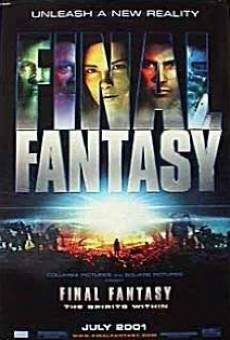 Ver película Final Fantasy