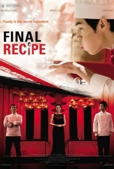 Ver película Final Recipe