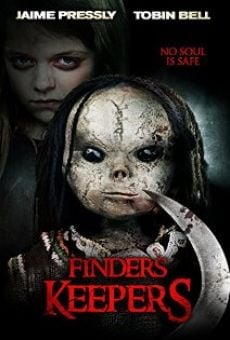 Película: Finders Keepers