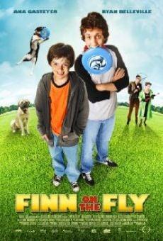Finn ziet ze vliegen gratis