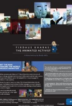 Ver película Firdaus Kharas: The Animated Activist