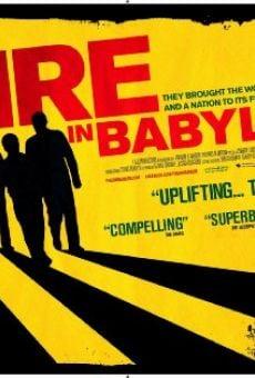 Ver película Fire in Babylon