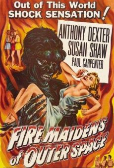 Fire Maidens of Outer Space online streaming