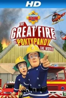Fireman Sam: The Great Fire of Pontypandy online