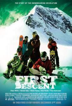 First Descent on-line gratuito