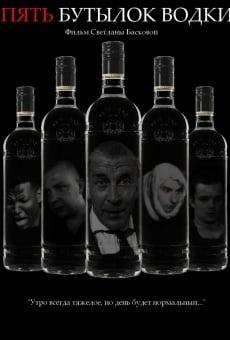 Ver película Five Bottles of Vodka