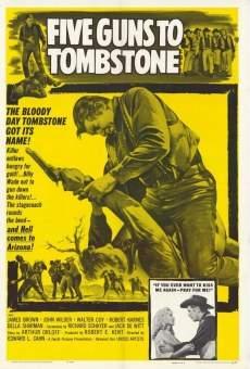 Five Guns to Tombstone gratis