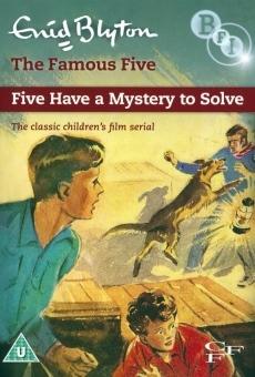 Five Have a Mystery to Solve en ligne gratuit