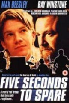 Ver película Five Seconds to Spare