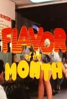Ver película Flavor of the Month