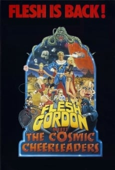 Flesh Gordon Meets the Cosmic Cheerleaders online streaming