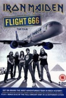 Iron Maiden: Flight 666 Online Free