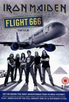 Flight 666: La película online gratis