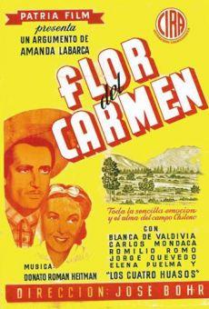 Flor del Carmen gratis