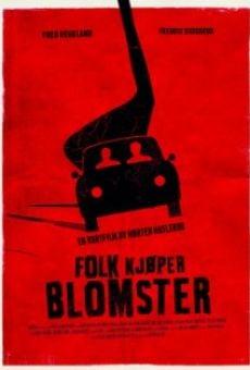 Ver película Folk kjøper blomster