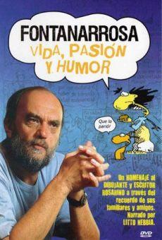Fontanarrosa. Vida, Pasión y Humor