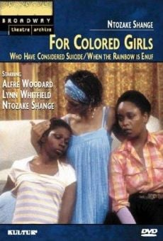 American Playhouse: For Colored Girls Who Have Considered Suicide / When the Rainbow Is Enuf on-line gratuito