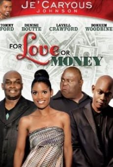 For Love or Money online free