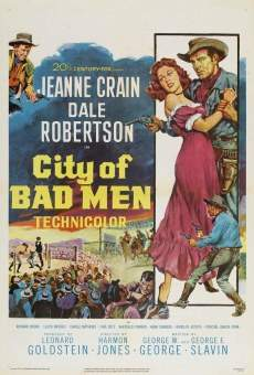 City of Bad Men on-line gratuito