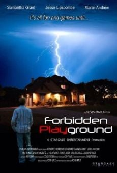 Forbidden Playground on-line gratuito