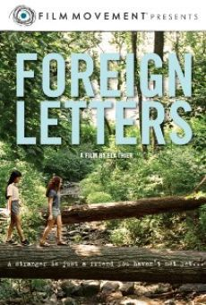 Watch Foreign Letters online stream