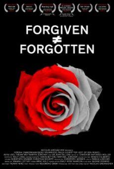 Forgiven Is Not Forgotten
