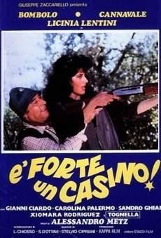 Ver película È forte un casino!