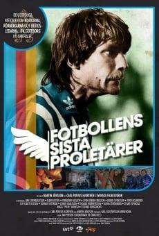 Ver película Fotbollens sista proletärer