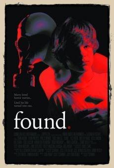 Ver película Found