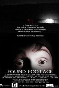 Found Footage on-line gratuito