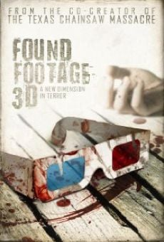 Found Footage 3D on-line gratuito