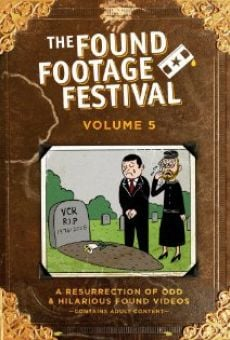 Película: Found Footage Festival Volume 5: Live in Milwaukee