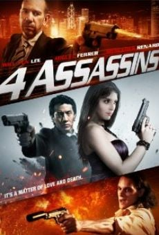 Película: Four Assassins