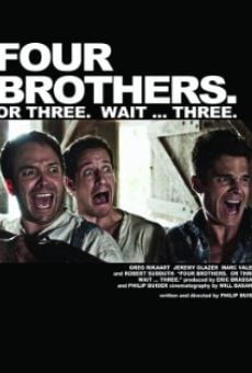 Four Brothers. Or Three. Wait ... Three. online