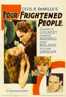 Ver película Four Frightened People