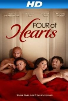 Four of Hearts online