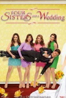 Ver película Four Sisters and a Wedding