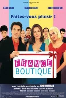 Ver película France Boutique