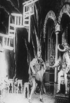 François 1er et Triboulet