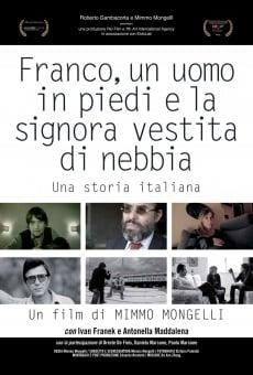 Franco Marcone, Un Uomo in Piedi e la Signora Vestita di Nebbia online