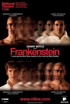 National Theatre Live: Frankenstein on-line gratuito